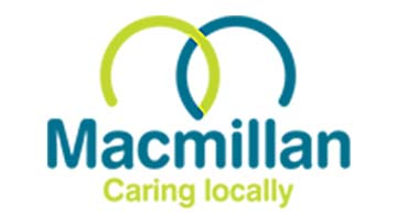macmillan caring locally logo